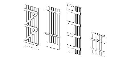 3D Dynamic Gate